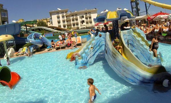Atlantis Waterpark vanuit Marmaris icmeler