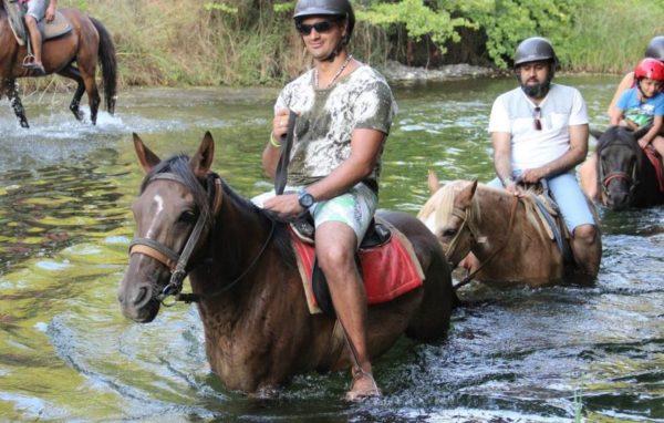 Paarden Safari Tour Vanuit Marmaris