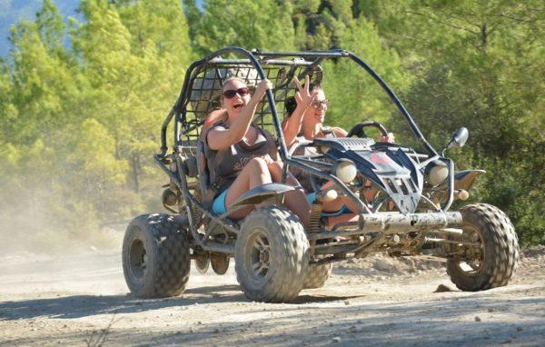 Marmaris Quad & Buggy Safari