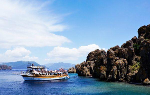 Marmaris Marmaris Egeïsch eiland Boottocht