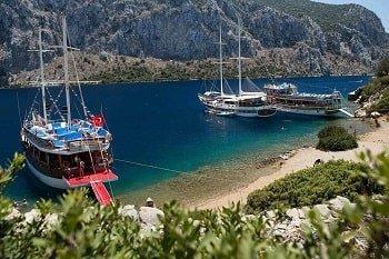 Marmaris to Aegean-İsland Boat Trip