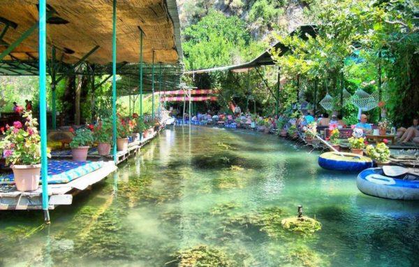 Vanuit Marmaris naar Blauwe lagune Fethiye