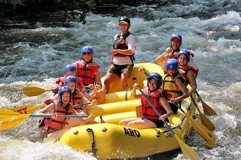 Marmaris River Rafting Tour