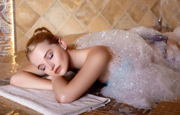 VIP Turkish Bath in Marmaris
