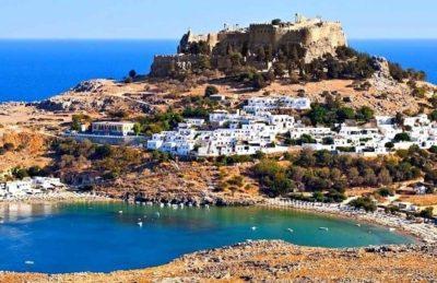 Dagtrip vanuit Marmaris naar het Griekse eiland Rodos