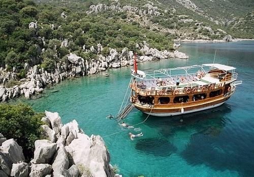 Boottocht op de Egeïsche eilanden