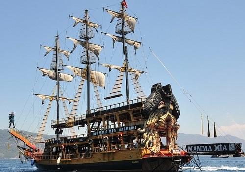 Best Marmaris Pirate boat trips