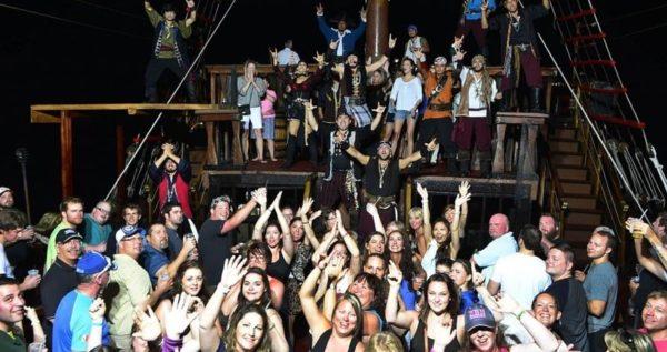 Marmaris Pirate Cruise Party-rondvaart